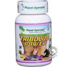 Tribulus Power - 60 kapsúl, Planet Ayurveda
