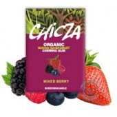 Žuvačka Mixed Berry BIO – 15g, CHICZA