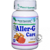 Aller-G Care - 60 kapsúl, Planet Ayurveda