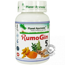 RumoGin5 - 60 kapsúl, Planet Ayurveda