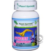 Stress Support - 60 kapsúl, Planet Ayurveda EXP 30/04/2019