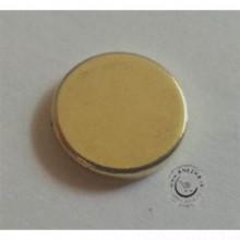 Akupresúrne zlaté magnety 2400 gaussov 24 karátové zlato 1 ks