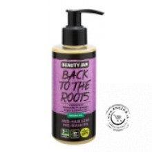 BACK TO THE ROOTS Vlasový olej  150ml, Beauty Jar