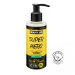 SUPER HERO Čistiaci neutralizujúci gél na tvár 150ml, Beauty Jar