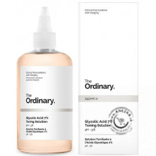 Glycolic Acid 7% Toning Solution 240ml, The Ordinary