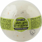 Šumivá bomba do kúpeľa - Janis, let´s go to banya 150g, Beauty Jar