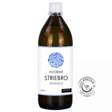 Koloidné striebro 20ppm 1000ml, Advance Nutraceutics