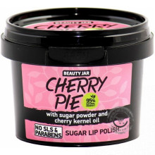 Jemný peeling na pery - Cherry Pie 120g, Beauty Jar