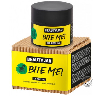 BITE ME! - Peeling na pery 15ml, Beauty Jar