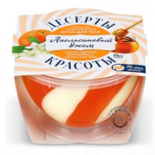 "Omladzujúca telová pena - ,,Orange jam"" (Beauty Desserts) 220ml"
