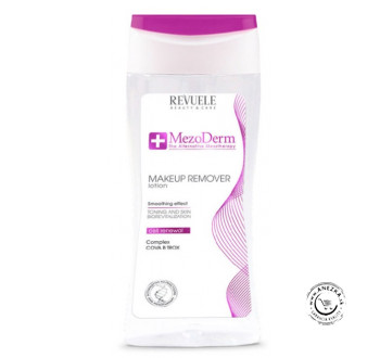 REVUELE MEZODERM Make-up remover lotion - Odličovač make-upu 200ml