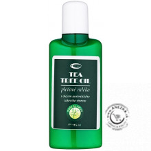 Tea tree oil - mlieko 115ml, Topvet