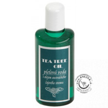 Tea tree oil - pleťová voda 115ml, Topvet