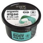 Telový peeling Atlantic Algae 250ml, Organic Shop