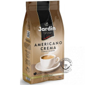 Arabika Americano Crema - zrnková káva 250g, Jardin