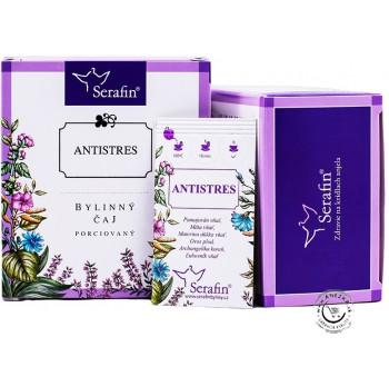Antistres - bylinný čaj porciovaný 15x2,5g, Serafin