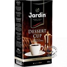 Arabika Dessert Cup - mletá káva 250g, Jardin