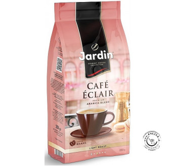 Arabika Café Éclair - zrnková káva 250g, Jardin