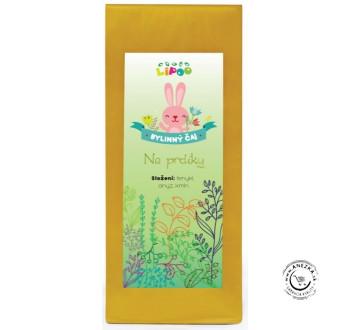 Na prdíky - bylinný čaj 40g