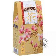 Sypaný čaj - Chinese Milk Oolong 100g, Basilur