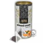 Čierny čaj - almond cream 15x1,5g