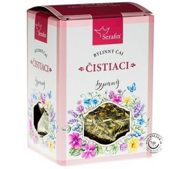 Čistiaci - bylinný čaj sypaný 50g, Serafin