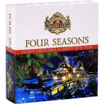 Porciovaný čaj - Four Seasons 40x2/1,5g, Basilur