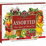 Čaje Fruit Assorted infusions 30 sáčkov, Basilur