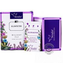 Klimakter - bylinný čaj porciovaný 15x2,5g, Serafin