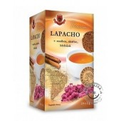 Lapacho + rooibos, škorica a klinčeky 20x2g, Herbex Premium