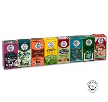Výber čajov - minikartóniky (8 druhov) 110g
