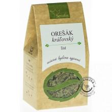 Orech kráľovský - list - bylinný čaj sypaný 30g, Serafin