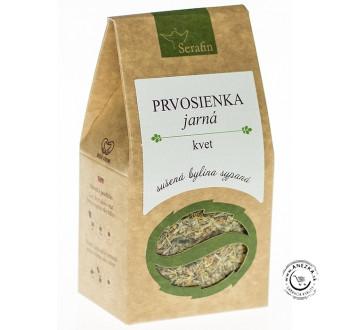 Prvosienka jarná - kvet - bylinný čaj sypaný 30g, Serafin