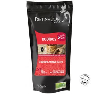 Rooibos nature BIO - sypaný 100g, Destination Premium