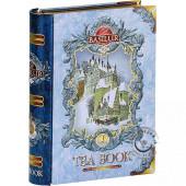 Sypaný čierny čaj - Tea book Blue plech 100g, Basilur