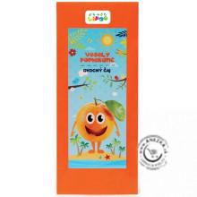 Veselý pomaranč - ovocný čaj 50g EXP 30/11/2019