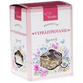 Vyprázdňovanie - bylinný čaj sypaný 50g, Serafin
