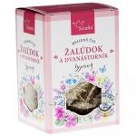 Žalúdok a dvanástorník - bylinný čaj sypaný 50g, Serafin