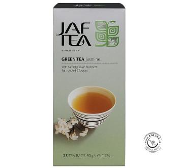 Zelený porciovaný čaj - Green Jasmine 25x2g, Jaftea