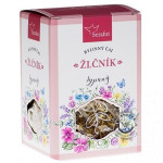 Žlčník - bylinný čaj sypaný 50g, Serafin