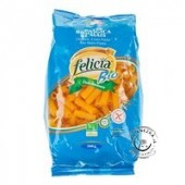 Kukurično-ryžové cestoviny BIO Felicia - Tortiglioni - 500g
