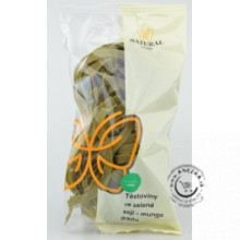 Cestoviny zo zelenej sóje mungo 230 g, Natural Jihlava