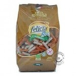 Ryžové cestoviny BIO Felicia - Fusilli Tricolore - 500g