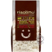 Ryžové cestoviny bezvaječné - hviezdičky 300g, Risolino