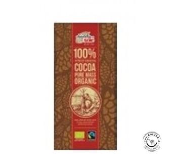 Bio horká 100% čokoláda 100 g, Solé