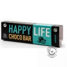 Chrumkavá čokoládová tyčinka s kokosom BIO 35g, Happy Life