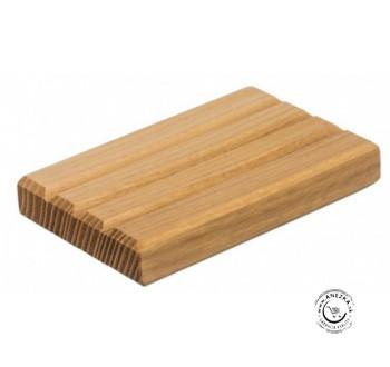 Drevená mydelnička (čisté drevo)