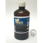 Peroxid vodíka H2O2 - 3% roztok - potravinársky peroxid 500ml, Antibakterin