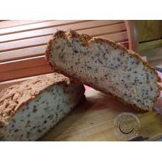 RECEPT - Domáci chlebík z ryžovej múky