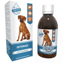 Sirup detoxikácia pre psy 200ml, Topvet
